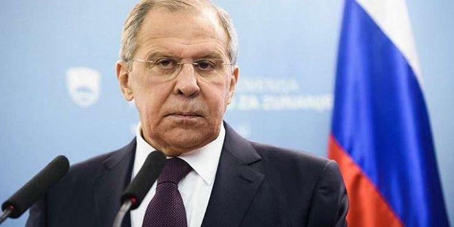 Lavrov : Les interventions américaines dans les affaires de la Syrie entravent le règlement de la crise