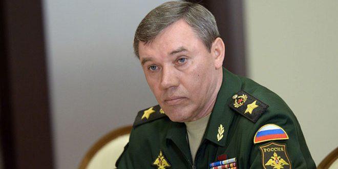 Guérassimov : Tous les réseaux terroristes en Syrie sont financés et armés par l'extérieur