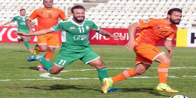 Le club Al-Wihda a été battu par son adversaire libanais Al-Ansar à l'AFC