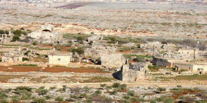 Les avions de combat du régime turc attaque un site antique au sud d'Ifrine