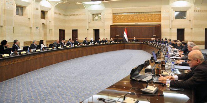 Le Conseil des ministres examine la carte des projets touristiques sur le littoral syrien