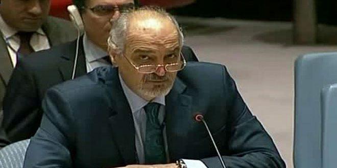 Jaafari : Le gouvernement syrien poursuit l'évacuation des civils de Ghouta