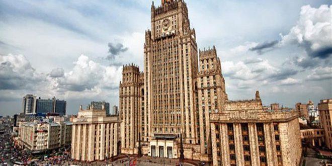 Moscou : Les ministres des AE des pays garants tiendront une réunion samedi prochain à Moscou
