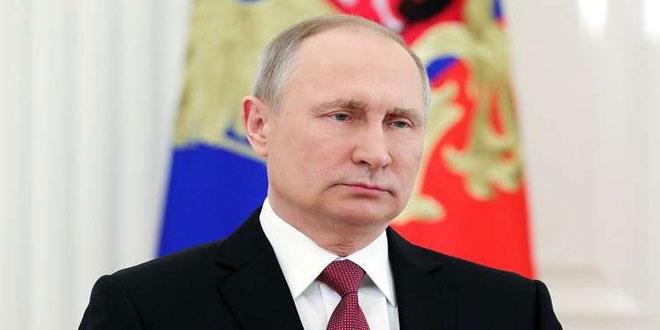 Poutine: Les tentatives de certains pays de négliger le droit international et d'utiliser la force militaire hors du CS servent dans l'intérêt des terroristes