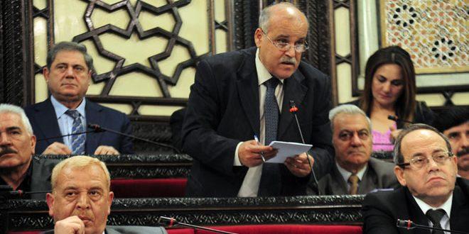 L'Assemblée du Peuple aborde la performance du ministère de la Culture