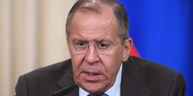 Lavrov affirme l'importance d'octroyer des aides à la Syrie pour la reconstruction