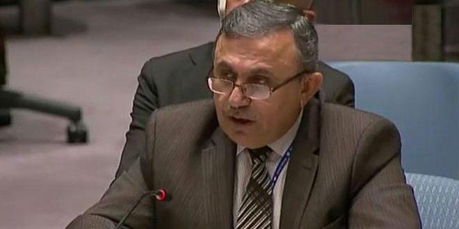 Monzer: Certains pays utilisent la «protection des civils» comme prétexte pour s'ingérer dans les affaires des autres pays