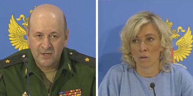 Moscou : Les terroristes ont utilisé l'arme chimique en Syrie dans des appareils venant de l'Europe