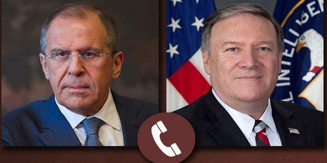 Lavrov et Pompeo examinent les perspectives de règlement de la crise en Syrie