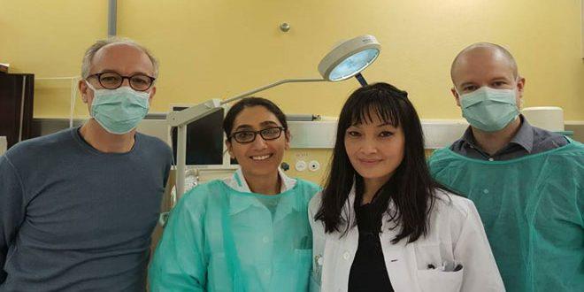 Une orthopédiste syrienne remporte le prix de meilleure publication scientifique en 2018 en Suisse