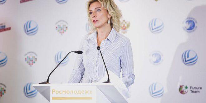 Zakharova: L'ONU soutient une campagne de tromperie médiatique sur les soi-disant «Casques blancs»