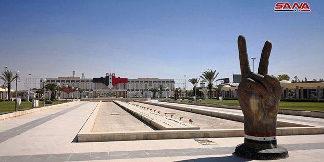 La Foire internationale de Damas est une station importante pour renforcer la coopération commerciale avec la Chine