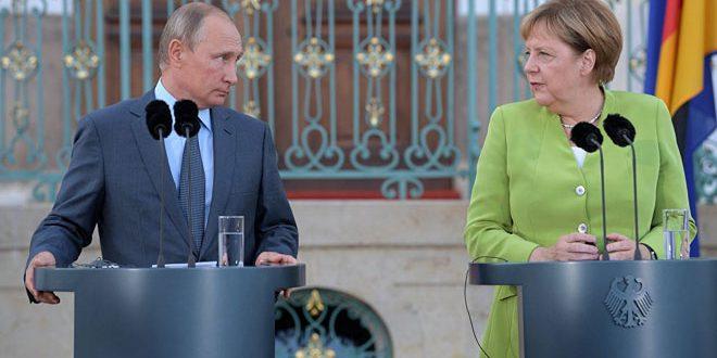 Poutine : Nécessité de faire des efforts pour aider les Syriens déplacés à regagner leurs patrie