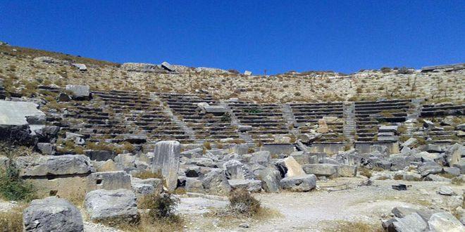 Les mercenaires du régime turc causent des dommages considérables au site archéologique de /Prophète Houri/ à Efrine
