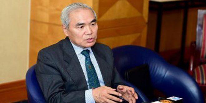 L'émissaire chinois pour la Syrie affirme que son pays mène des pourparlers sur la lutte anti-terroriste