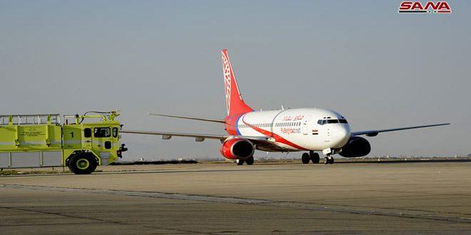 Fly Baghdad effectue ses premiers vols vers l'aéroport international de Damas