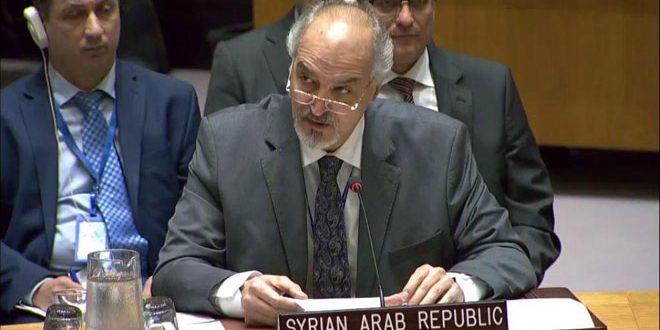 Jaafari : C'est aux Syriens de décider de la Constitution