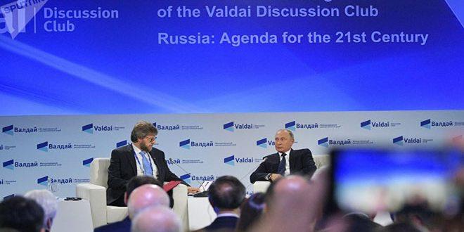 Poutine: La lutte contre le terrorisme en Syrie a réalisé ses objectifs