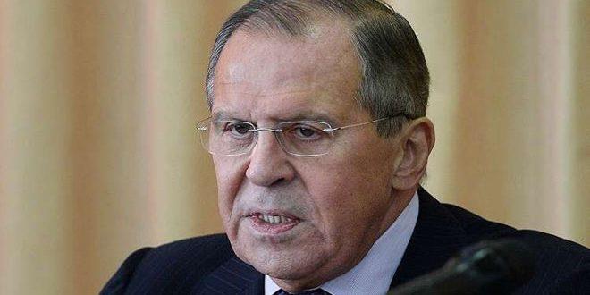 Lavrov: Nous continuons à éradiquer ce qui reste des réseaux terroristes en Syrie