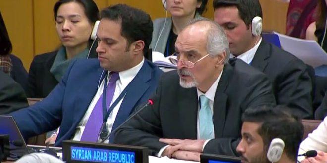 Jaafari : L'Arabie Saoudite ne respecte point la charte de l'ONU et les principes du droit international et des droits de l'homme