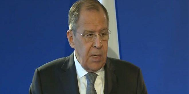 Lavrov qualifie de constructif le rôle de Kazakhstan aux réunions d'Astana sur la Syrie