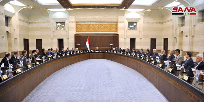 Le Conseil des ministres adopte le mécanisme exécutif des articles du budget pour l'exercice 2019