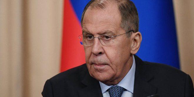 Lavrov: Nous appelons la Communauté internationale à une coopération constructive dans les efforts du règlement politique de la crise en Syrie
