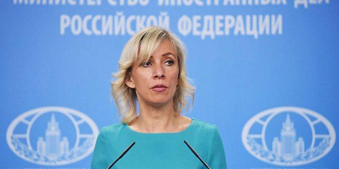 Moscou: Washington interdit aux Syriens déplacés de sortir du camp de Rukban vers leurs zones