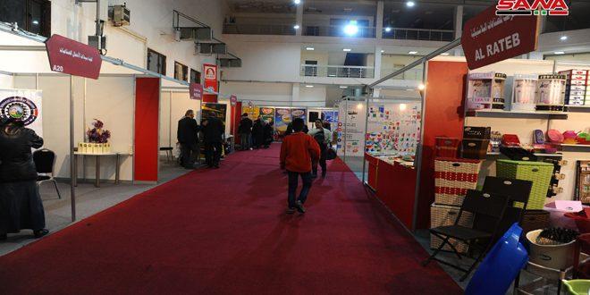 Des dizaines de sociétés participent au Salon PLASTEX 2019