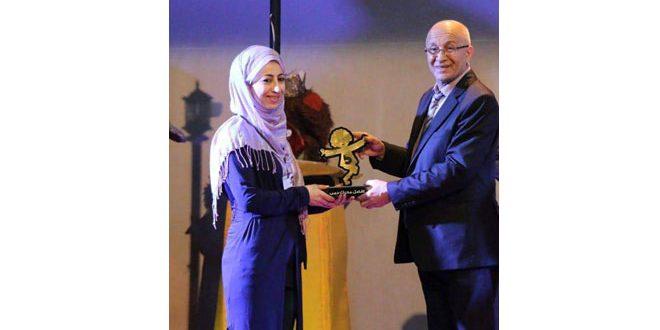 Trois Prix à la pièce de théâtre de «Chiboub et les voleurs du désert» au Festival de Hussein Saghir en Irak