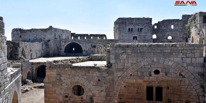 Cinq mille sites archéologiques à Homs remontant à 33 civilisations successives dans le gouvernorat