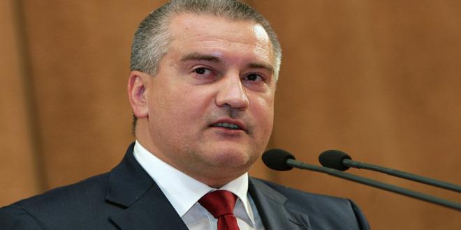 Le président de la République de Crimée : Nous avons l'intention d'exporter du blé et des produits pétroliers à la Syrie