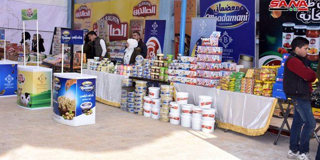 Avec la participation de 500 sociétés, ouverture de la 2ème Foire internationale d'Alep
