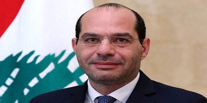 Murad appelle à la coordination avec le gouvernement syrien pour renforcer les relations économiques syro-libanaises