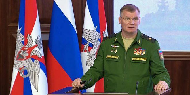 Le ministère russe de la Défense dément les allégations de Washington sur l'usage d'armes chimiques à Idleb