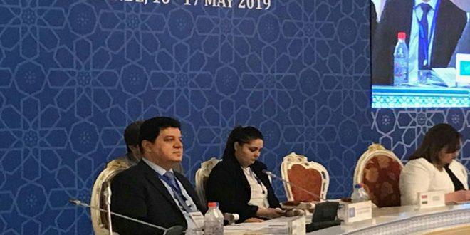 La Syrie à la conférence sur la lutte contre le terrorisme: Certains pays occidentaux et régionaux devront arrêter leur appui au terrorisme