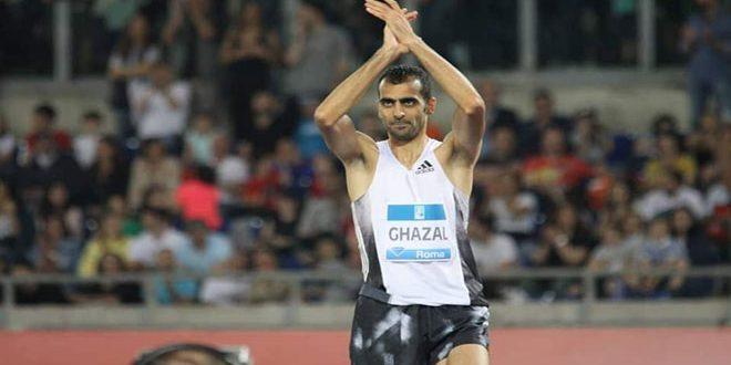 Ghazal remporte une médaille d'or au championnat international à Bratislava