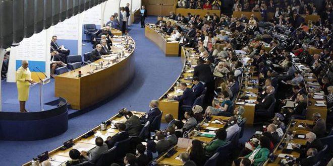 Avec la participation de la Syrie, début de la 41ème édition de la Conférence de la (FAO) à Rome