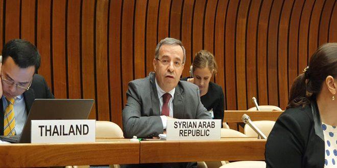L'ambassadeur Ala : La méconnaissance des raisons aboutissant aux conflits ne contribue pas à la représentation correcte des crises humanitaires