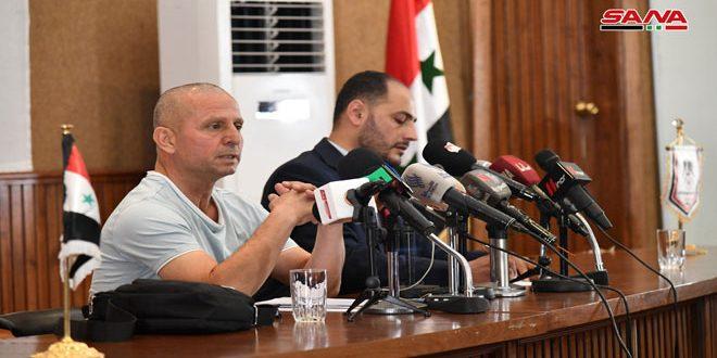 Ibrahim : Des footballeurs de la sélection nationale seront exclus de la sélection et d'autres y adhéreront