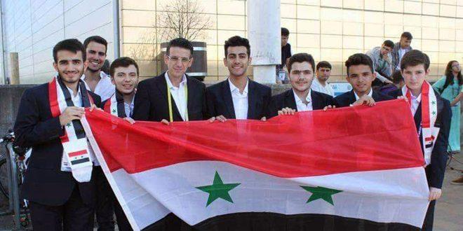 Deux médailles et trois certificats d'appréciation pour la Syrie à l'Olympiade internationale de mathématiques en Grande-Bretagne