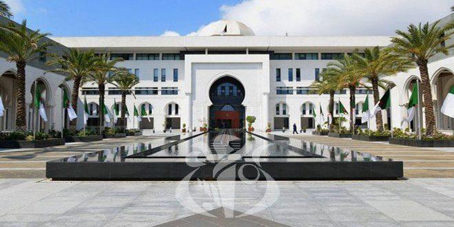 L'Algérie réaffirme sa solidarité avec la Syrie