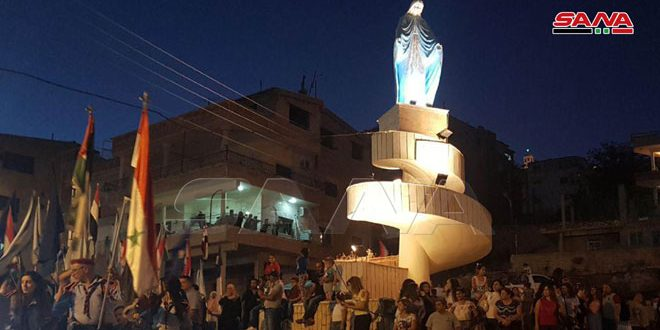Lancement des activités de la 2e édition du festival touristique de Seydnaya