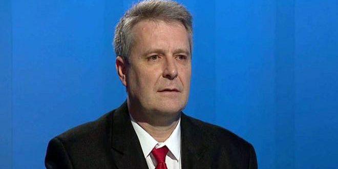 """Grosbich : L'accord turco-américain sur l'établissement de la soi-disant """"zone de sécurité"""" en Syrie est un acte criminel"""