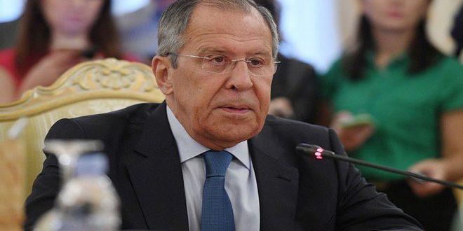 Lavrov: Les terroristes à Idleb poursuivent leurs agressions contre les civils et les positions de l'armée syrienne