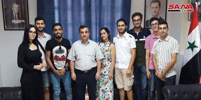 Les étudiants syriens à Cuba réaffirment leur soutien à la Syrie