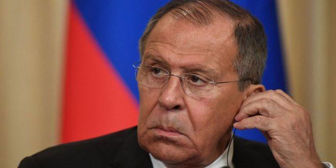 Lavrov examine avec Guterres le règlement de la crise en Syrie
