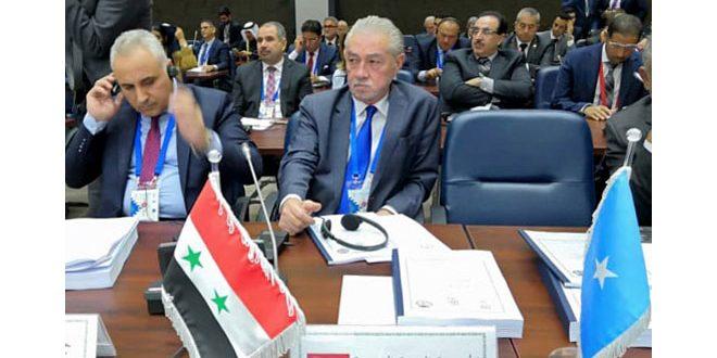 Avec la participation de la Syrie, lancement des travaux de l'Assemblée générale de l'Union interparlementaire