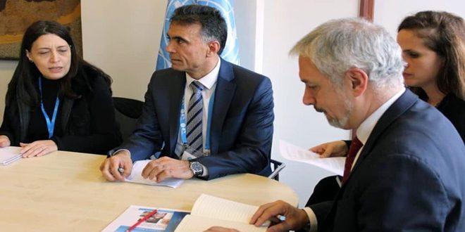 La Syrie participe à la 40e session de la Conférence générale de l'UNESCO tenue à Paris