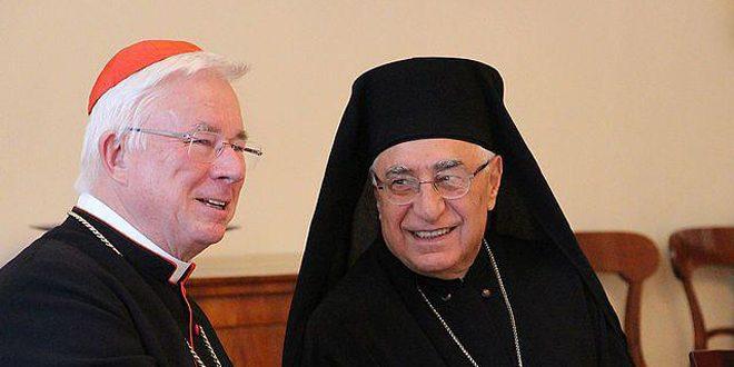 Le patriarche Absiappelle à lever les mesures économiques unilatérales imposées à la Syrie